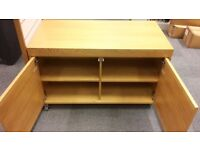 Oak Shop Display Units - Variety of sizes - High quality