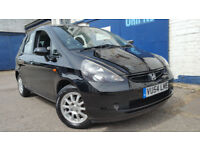 2004 HONDA JAZZ SE 1.4 BLACK MANUAL NEW MOT VERY GOOD CONDITION NEW CLUTCH KIT