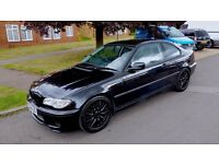 BMW 318Ci Coupe - Great Condition for age. Cat D, so cheap....