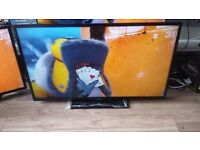 "Linsar 50"" 4K Ultra HD Smart Freeview LED TV £200"