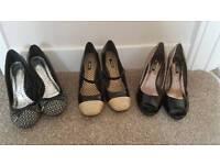 Ladies shoe love is true love