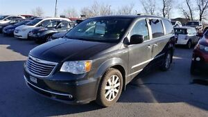 2012 Chrysler Town & Country TOURING L STOW CUIR NAVI TV/DVD