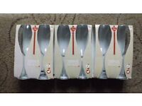 6 Glass Champagne Flutes