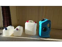FRESH WATER CONTAINERS