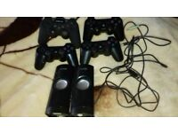sony controllers and speakers