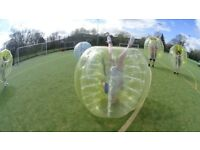 Bubble Football Events in Gloucestershire