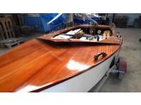 GP 14 sailing boat