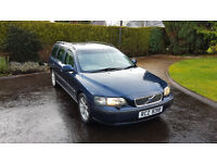 Volvo V70 Estate - great family car for past 13 years to sell
