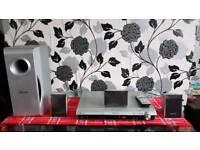 Panasonic home cinema theater surround sound speakers system