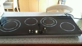 cda hvc 93FR electric hob