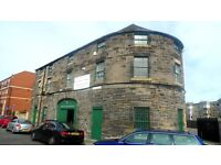 Office in converted Leith Warehouse to rent