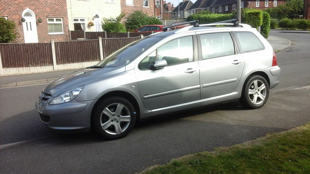 peugeot 307 sw 1 6 hdi 110 2005 in edwinstowe nottinghamshire gumtree. Black Bedroom Furniture Sets. Home Design Ideas