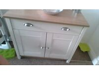 ex display sideboard great condition