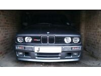 WANTED BMW E30 316-325 - ANYTHING CONSIDERED - ALPINA, HARTGE, SCHNITZER M3