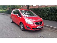 2011 Vauxhall Meriva 1.7 CDTi 16v Exclusiv 5dr - Automatic Gear & Diesel.