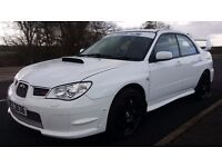 Subaru Impreza WRX STi Type UK 2.5 Hawkeye PPP Widetrack DCCD Aspen White (Rare Car, Only 1 of 22)