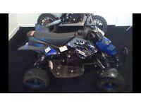 Kids mini moto quad 50cc