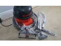 Henry Numatic hoover with brand new set of tools + new bag Good suction (se23)