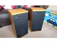 B&W DM4 speakers