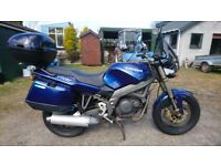 Cagiva River motorbike