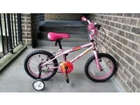 Apollo Roxie Kids' Bike - 16 inch Wheels