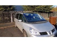 Renault Grand Espace 2006 7 seater £1500