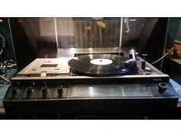1970s Music Centre Record Player.