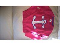 Boden jumper (age 3-4)