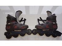 Roller Skates - SIZE L - OXYGEN - OZ3