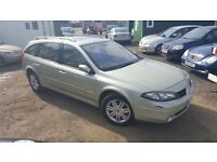 Renault Laguna 2.2 dCi FAP Initiale 5dr, SAT NAV, 2 KEYS, LONG MOT, FSH,1 OWNER FROM NEW,P/X WELCOME