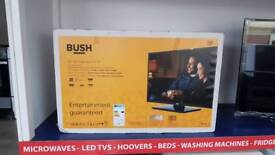 "New graded bush 32"" led freeview TV only £149"