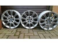 BMW M-Sport Alloys