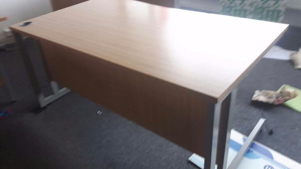 Office furniture 1600 mm office deskin Belfast City Centre, BelfastGumtree - Office desk good strong desk size of desk is 1600 mm long by 800 mm wide by 1 metre wide ideal for the office or home office price is 75 pounds delivery can be arranged
