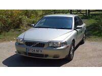 2004 volvo s80 2.4 se ( 170 bhp )
