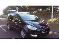 ford galaxy automatic 2009 , with long mot and pco till nov 2017, 1 owner from new
