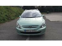 Peugeot 307 *** 7 Seater *** Very Economical ***