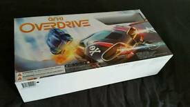 Anki Overdrive starter kit complete unwanted gift in box nearly new Android car track and cars