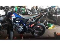 2014 wr125x breaking for spares R&R Bikebreakers