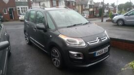 Citroen C3 Picasso Selection Blue HDI 31.10.2015 - Showroom Condition Only 17000 miles