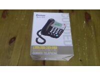 binatone corded telephone