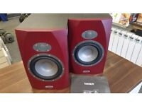 Tannoy Reveal 6 Passive Monitors (Pair)-COLLECTION ONLY.