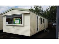 Static caravan for sale 2016 & 2017 site fees inc*Hornsea*Spurn Point*Yorkshire*Private owners Park*