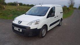 2012 Peugeot Partner (1.6 Diesel) (Same as Berlingo)