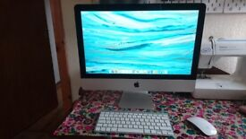 iMac   21.5 inch   Mid 2013 w/ Apple Wireless Mouse and Keyboard