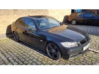 BARGAIN!!! BMW 3 SERIES 335D M SPORT SALOON 2008 (57) SALVAGE DAMAGED RUN AND DRIVE