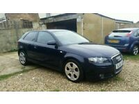 Audi A3 Sport TDI 2.0 HPI clear good condition