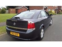Vauxhall Vectra Exclusive CDTI 150 bhp 6 speed mint full mot 86000 mls driving perfect no faults