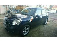 Mini countryman one for sale