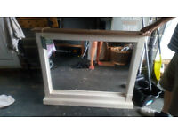 Barker and Stonehouse large mirror
