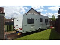 Coachman Amara 4 berth (Fixed double bed) 2006 good condition